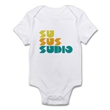 Sussudio Collins Infant Bodysuit
