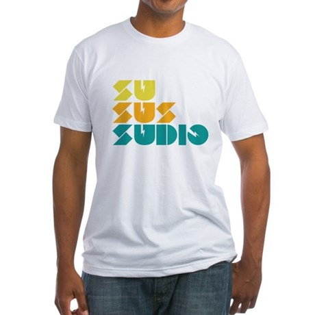 Sussudio Collins Fitted T-Shirt