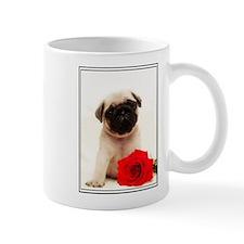 Pug Puppy Small Mug
