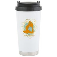 Get it om. King Pigeon Yoga P Travel Mug