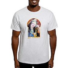 Got Hookah Tattooed Arab Woman T-Shirt