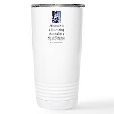 Attitude is Travel Mug