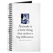 Attitude is Journal