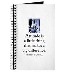 Attitude is Journal