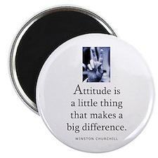 Attitude is Magnet
