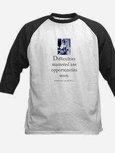 Difficulties Tee