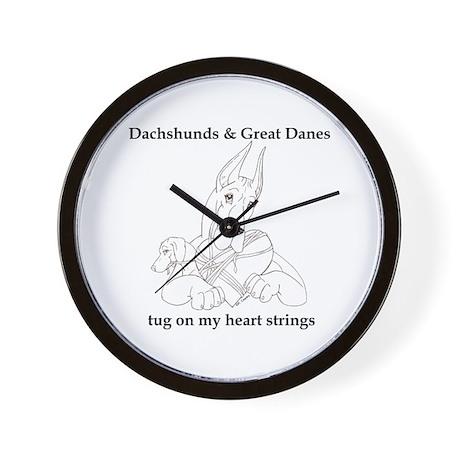 CGDnDox Tug Wall Clock
