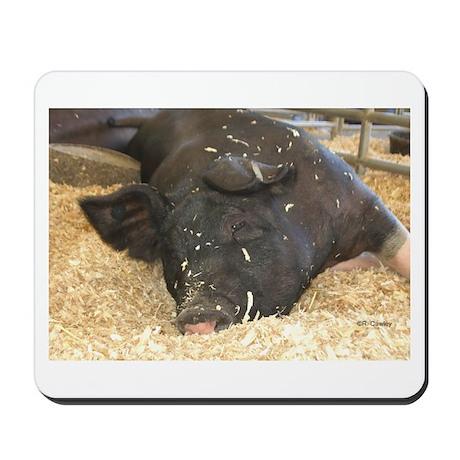 Fine Swine Mousepad