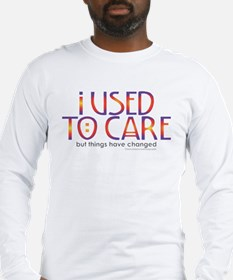 Things Have Changed Long Sleeve T-Shirt