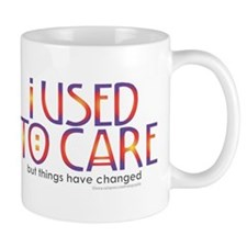 Things Have Changed Small Mugs