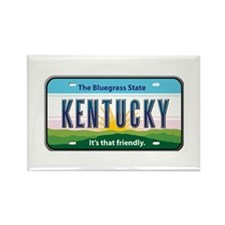 Kentucky Rectangle Magnet
