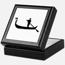 Venice Gondola Keepsake Box