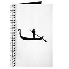 Venice Gondola Journal