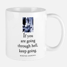 Through hell Mug