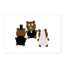 wedding day Postcards (Package of 8)