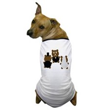 wedding day Dog T-Shirt