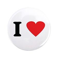 """I love 3.5"""" Button"""