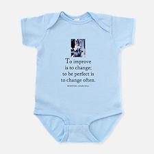 To improve Infant Bodysuit