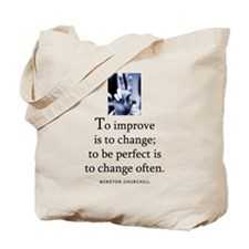 To improve Tote Bag