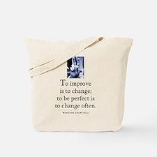 To improve Tote Bag