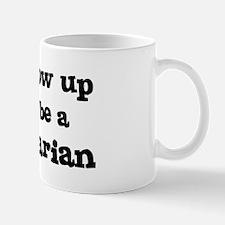 Be A Humanitarian Mug