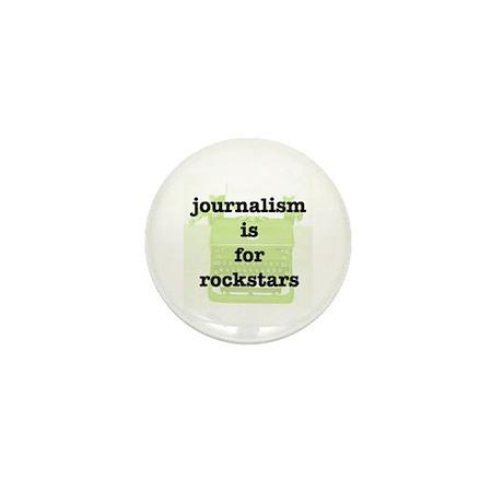 Journo Rock Mini Button
