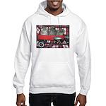 Wagonful of Kittens Hooded Sweatshirt