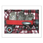 Wagonful of Kittens Small Poster