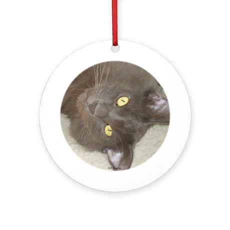 Hi Kitty Ornament (Round)