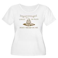 Culpeper Flag (Brown) T-Shirt