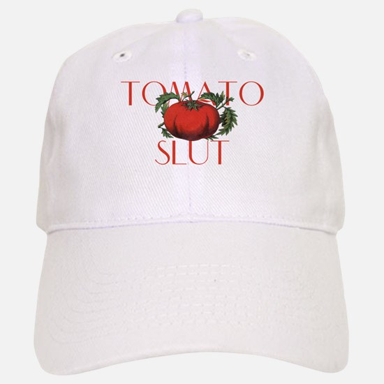 Tomato Slut Baseball Baseball Cap