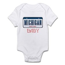 Michigan Baby Infant Bodysuit