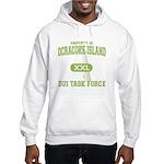 Ocracoke Island DUI Task Force Hooded Sweatshirt