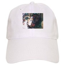 Ebony/Ivory Baseball Cap