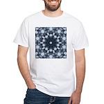 Clouds IV White T-Shirt