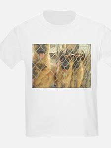 Cute BT Puppies Kids T-Shirt