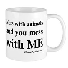 Animal Protector Mug