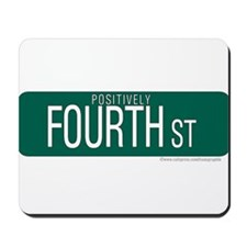 Positively 4th Street Mousepad