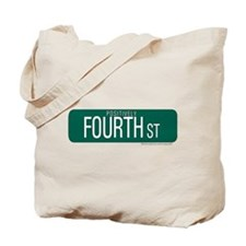 Positively 4th Street Tote Bag