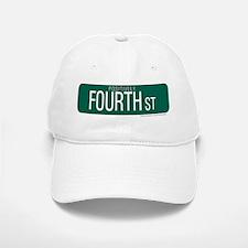Positively 4th Street Baseball Baseball Cap