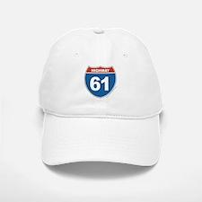 Highway 61 Baseball Baseball Cap