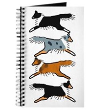 Group O' Shelties Journal