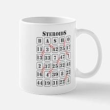 Steroids Basho Mug