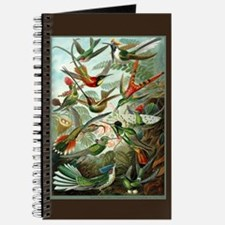 """Hummingbird Print"" Journal"
