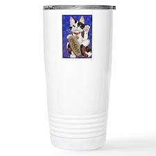 Maneki Neko--Abundance Travel Mug