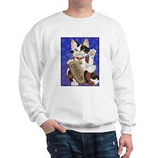 Maneki Neko--Abundance Sweatshirt