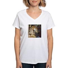 Golden Carousel Horse Shirt