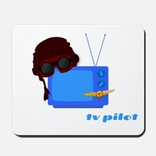 Television Producer Mousepad