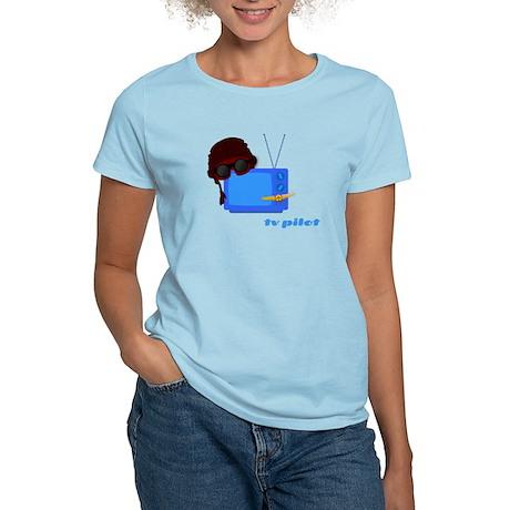 Television Producer Women's Light T-Shirt