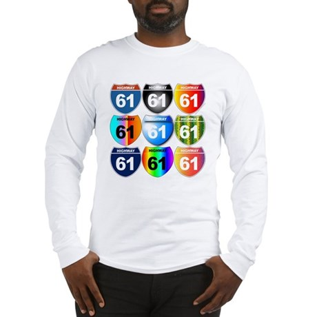 Highway 61 x 9 Long Sleeve T-Shirt